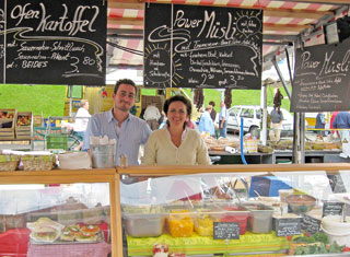 Gschmackeria in Kempten im Allgäu